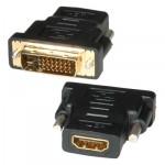 Roline Adapter DVI M - HDMI F 12.03.3116
