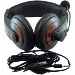 Headphone with mic. HPCD-750