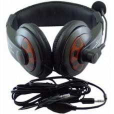 Headphone with mic. HPCD-750