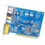 CIMEDIA PCI 6 channel